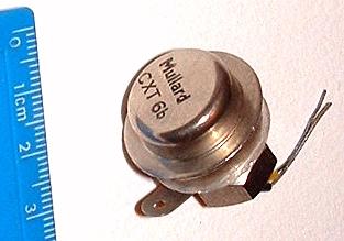 CXT6b transistor