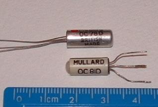 OC78D transistor