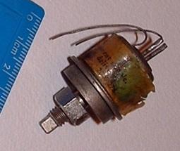 experimental transistor