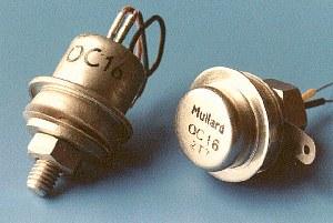 OC16 transistors