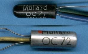 OC71 transistor